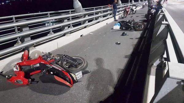 """Cảnh báo: """"Điểm đen"""" nguy hiểm, nhiều người bỏ mạng trên cây cầu mới khánh thành ở miền Tây"""