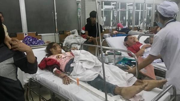 Miền Tây: Danh tính 5 nạn nhân đang được cấp cứu tại Bệnh viện trong vụ tai nạn thảm khốc