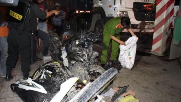 Tài xế container gây tai nạn thảm khốc ở miền Tây đã trình diện công an