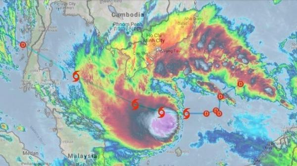 Cảnh báo: Bão số 1 tăng tốc, Hậu Giang đề phòng mưa lớn lốc xoáy nguy hiểm