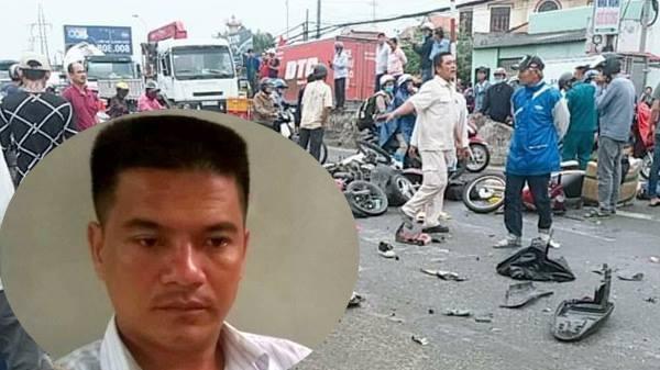 Chủ xe container nhận xét bất ngờ về tài xế t.ông c.hết nhiều người ở miền Tây