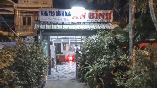 Vĩnh Long: Bắt quả tang 3 tiếp viên quán cà phê đang bán d.âm trong nhà trọ