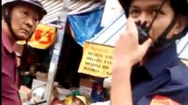 Vĩnh Long: Làm rõ clip người dân phản ứng khi dân phòng dừng xe kiểm tra m.a t.úy
