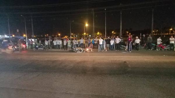 Người bán hàng rong qua đường bị xe tông trúng t.ử v.ong, 2 người khác bị th.ương nặng
