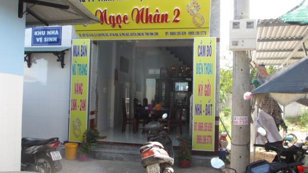 Vĩnh Long: Mở tiệm vàng lừa đảo số tiền lớn của người dân rồi bỏ trốn