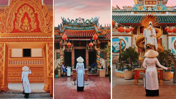 3 ngôi chùa cổ siêu đẹp rất thiêng không phải bạn trẻ nào cũng biết ở Bạc Liêu
