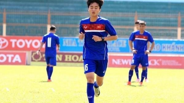 Ngô Tùng Quốc - Hậu Vệ Cần Thơ được triệu tập lên U23 Việt Nam