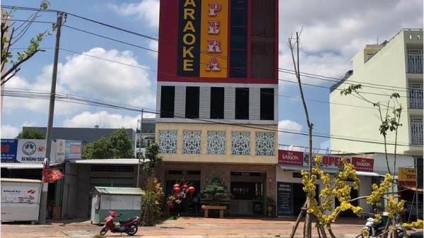 Cần Thơ: Cận cảnh quán karaoke xảy ra xô xát khiến trung tá công an t.ử v.ong