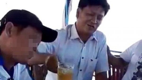 Trưởng Công an huyện Chợ Mới, An Giang khẳng định: 'Đội trưởng Cảnh sát Hình sự huyện không ăn, nhậu với trùm đỏ, đen