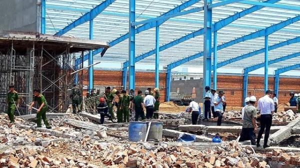 Vĩnh Long: Tình tiết bất ngờ vụ sập tường xưởng may 6 người ch.ết