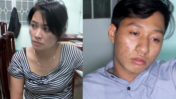 Thanh niên Bạc Liêu cùng người tình vận chuyển số lượng lớn m.a t.úy gặp phải Cảnh sát cơ động