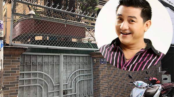 Nhà nghệ sĩ Anh Vũ bất ngờ vắng lặng, u buồn trước giờ tang lễ ở chùa