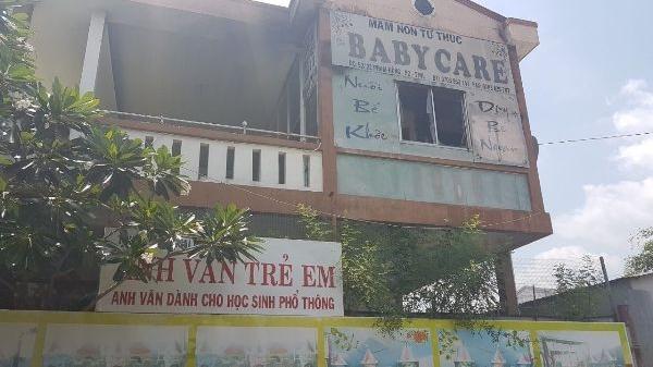 Vĩnh Long: Sơ tán khẩn cấp hơn 100 trẻ ra khỏi ngôi trường mầm non bốc cháy