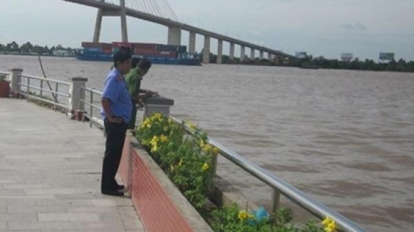 Cần Thơ: Phát hiện thi thể người đàn ông chết trôi trên sông Hậu