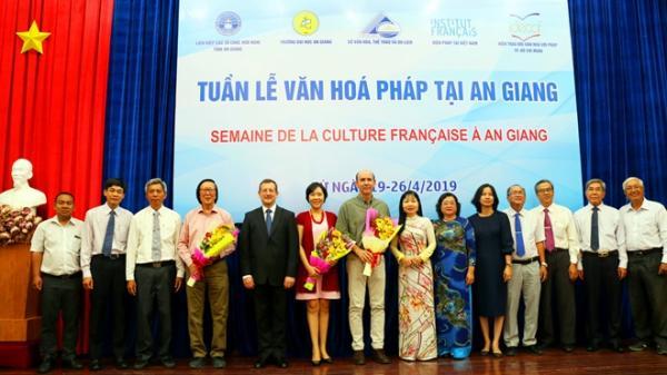 Khai mạc Tuần lễ Văn hóa Pháp tại An Giang cực hoành tráng