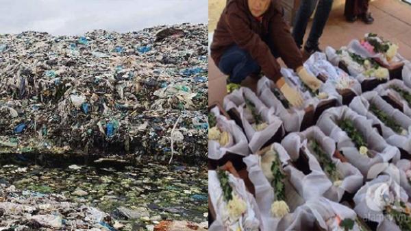 """Phát hiện hơn 300 xác thai nhi trong bãi rác thải: """"Đa số khi thấy giấy báo bọc lại là có thai nhi"""""""