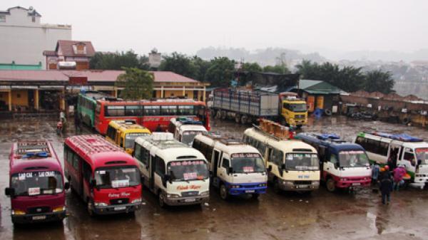 Thanh niên vừa ra tù, tới bến xe khách thành phố trộm xe buýt để bán, nhưng không biết lái bị tóm gọn