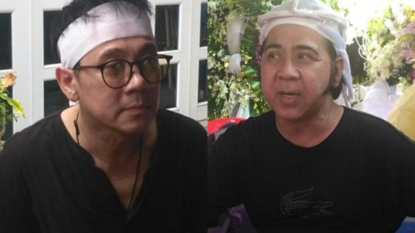 Nghệ sĩ Bạch Long: Mẹ mất, Thành Lộc vẫn tỉnh bơ diễn
