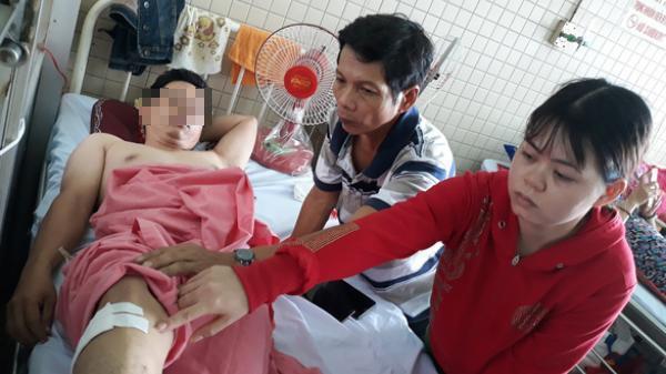 Nhầm lẫn HY HỮU, bệnh nhân gãy đốt sống ngực bị bác sĩ đưa đi khoan chân