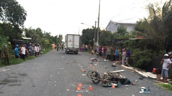 Đồng Tháp: Liên tiếp xảy ra 2 vụ tai nạn nghiêm trọng khiến 2 người t.ử v.ong thương tâm