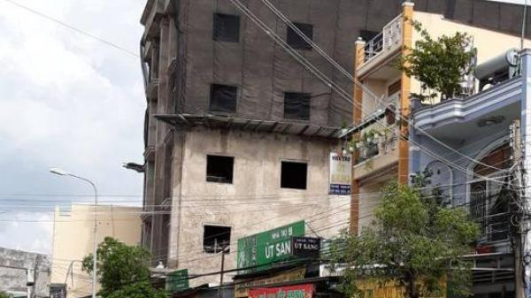 An Giang: Chính thức cắt tầng căn nhà có 3 công nhân té tử vong