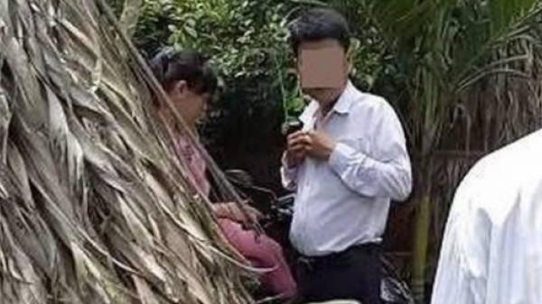 Người chồng bắt quả t ang cán bộ công an và vợ mình ở chòi đã chính thức lên tiếng