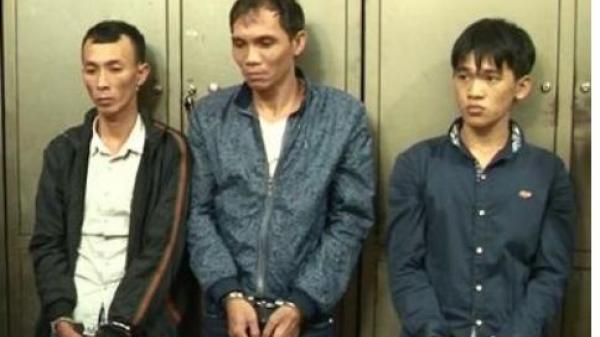 Đồng Tháp: Bắt 3 thanh niên vận chuyển hơn 10 kg ma túy
