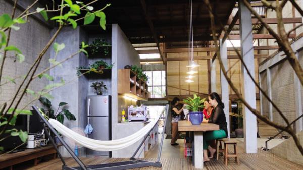 Tò mò với ngôi nhà ở An Giang có kiến trúc độc đáo, mang đậm chất miền Tây