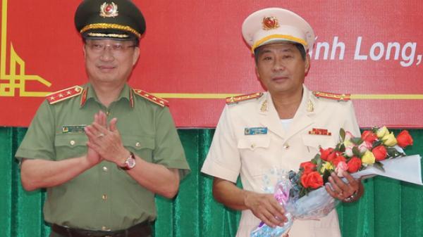 Bộ Công an điều động, bổ nhiệm Giám đốc Công an tỉnh Đồng Tháp