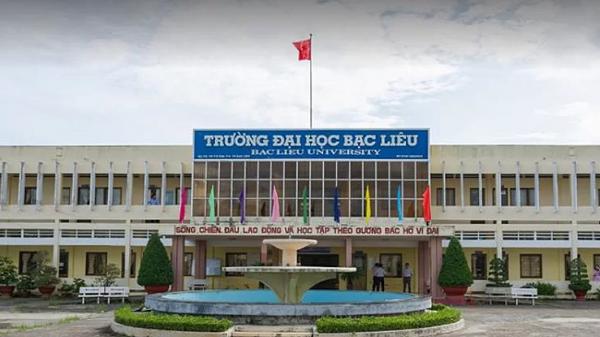 Bộ Giáo dục thanh tra tuyển sinh 2019 tại trường Đại học Bạc Liêu và 3 trường đại học khác