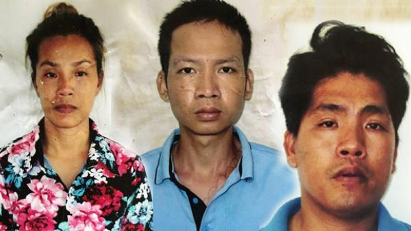 An Giang: Đôi vợ chồng lười lao động lôi kéo em ruột buôn bán ma túy