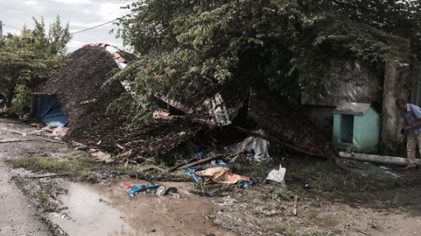 Nhiều người đi du lịch Vũng Tàu kêu cứu thảm thiết trong xe khách gặp nạn