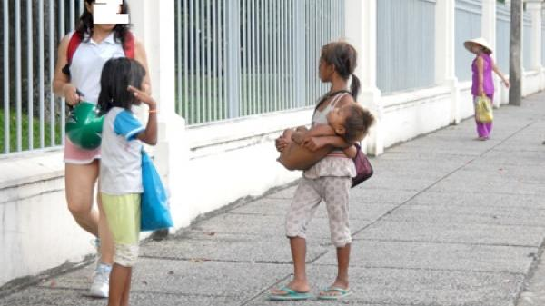 """Bóc trần thủ đoạn """"chăn dắt"""" trẻ em, phụ nữ nuôi con nhỏ để ăn xin (kỳ 1)"""