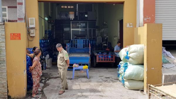 Nam công nhân An Giang nằm chết trên xe ba gác