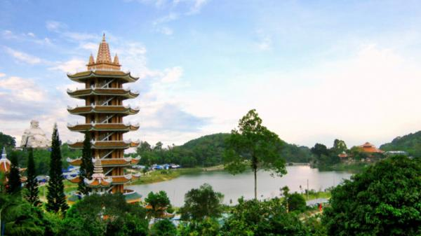 Chiêm ngưỡng Lâm Viên Núi Cấm - Cổng trời có 1-0-2 ở An Giang