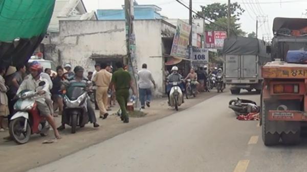 Hai nữ sinh điều khiển xe biển An Giang gặp nạn, một người bị xe đầu kéo cán tử vong