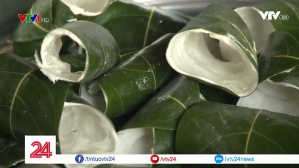 Clip: Độc đáo bánh lá mít nước cốt dừa miền Tây, đã nếm là chẳng thể quên...