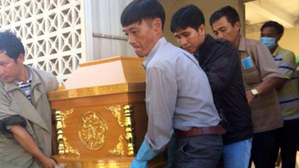 Sau khi tử hình, bàn giao thi thể Nguyễn Hải Dương cho gia đình lo hậu sự