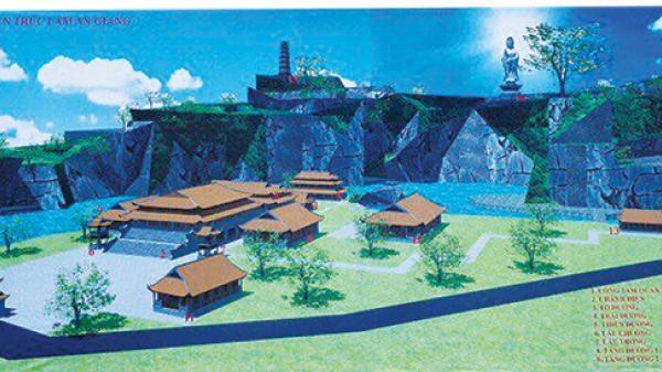 Thiền viện Trúc Lâm An Giang - điểm nhấn mới cho du lịch tâm linh