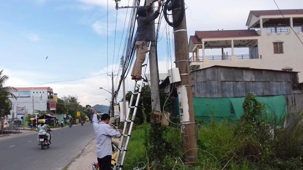 Tịnh Biên (An Giang): Lắp đặt hệ thống 'Camera an ninh đường phố' nhằm trấn áp tội phạm