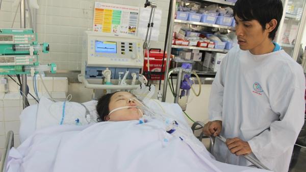 Đau lòng sản phụ nghèo quê An Giang cùng lúc mất hai con và nguy kịch