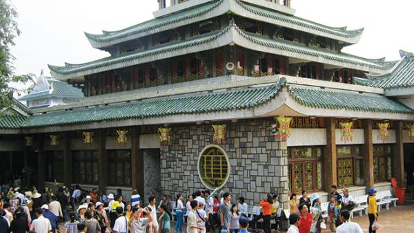 Châu Đốc: Đón 4,9 triệu lượt du khách