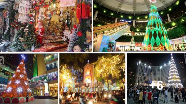 10 địa điểm đi chơi Noel xa lý tưởng cho các bạn trẻ Bắc Giang
