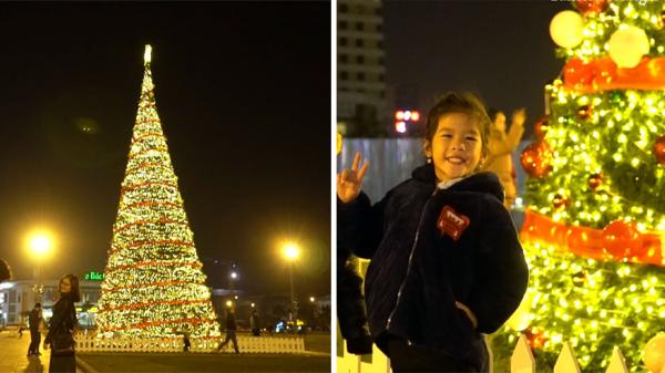 Nhiều hoạt động vui đón Giáng sinh an lành, ấm áp tại Bắc Giang