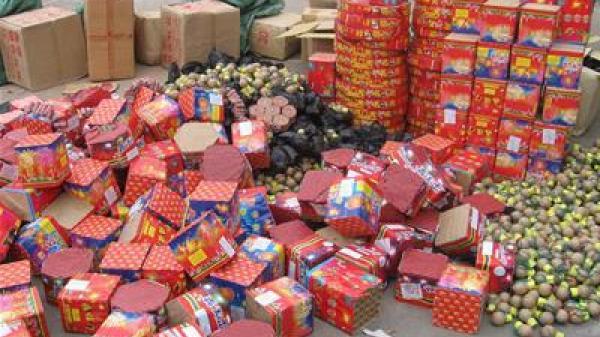 Bắc Giang: Bắt giữ 2 vụ buôn bán, vận chuyển pháo nổ