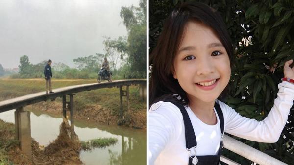 """Cây cầu Đồng Dài """"oan nghiệt"""" và ước mơ nhỏ của cô bé Quán quân Giọng hát Việt Nhí Ngọc Ánh (Bắc Giang)"""