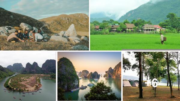 5 điểm du lịch không thể bỏ qua dịp Tết Dương lịch cho giới trẻ