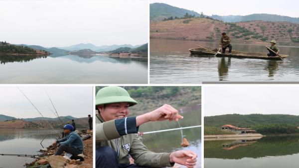 """Về Bắc Giang khám phá vẻ đẹp """"quên lối về"""" ở hồ Suối Nứa"""