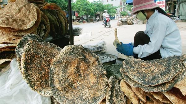 Một nét ẩm thực Bắc Giang Bánh đa Kế - chim rang giềng