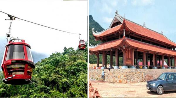 Chờ ngày kết nối cáp treo từ Bắc Giang lên Yên Tử